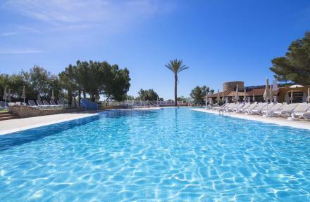 Azuline Club Cala Martina Ibiza in Es Cana, Ibiza, Balearic Islands