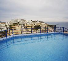 Don Quijote Hotel in Figueretas, Ibiza, Balearic Islands