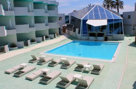 Bossa Mar / Bora Bora Apartments in Playa d'en Bossa, Ibiza, Balearic Islands