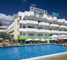Jet Apartments in Playa d'en Bossa, Ibiza, Balearic Islands