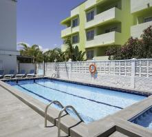 Playasol Mogambo Aparthotel in Playa d'en Bossa, Ibiza, Balearic Islands