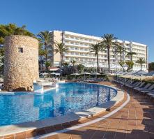 Torre Del Mar Hotel in Playa d'en Bossa, Ibiza, Balearic Islands