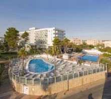 Apartamentos Playasol Riviera in San Antonio Bay, Ibiza, Balearic Islands