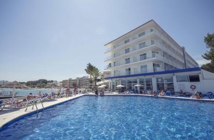 Azuline Mar Amantis I/II Hotel in San Antonio Bay, Ibiza, Balearic Islands