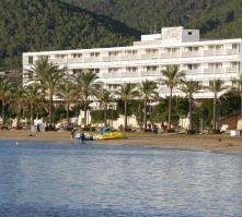 Arenal Hotel in San Antonio, Ibiza, Balearic Islands