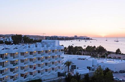 THB Naeco Ibiza (ex. THB Ibiza Mar) in San Antonio, Ibiza, Balearic Islands