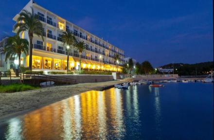 Simbad Hotel in Talamanca, Ibiza, Balearic Islands