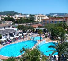 Club Simo Aparthotel in Cala Millor, Majorca, Balearic Islands