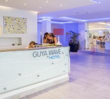 Guya Wave Hotel in Cala Ratjada, Majorca, Balearic Islands