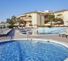 THB Guya Playa Aparthotel in Cala Ratjada, Majorca, Balearic Islands