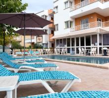 Baulo Mar Apartments in Ca'n Picafort, Majorca, Balearic Islands