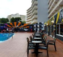 Barracuda Hotel in Magaluf, Majorca, Balearic Islands