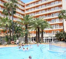 HSM Don Juan Hotel in Magaluf, Majorca, Balearic Islands