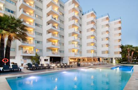 Vistasol Apartments in Magaluf, Majorca, Balearic Islands