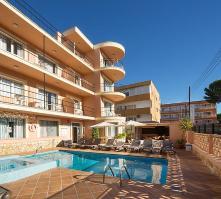 Apartments Martinez in Palma Nova, Majorca, Balearic Islands