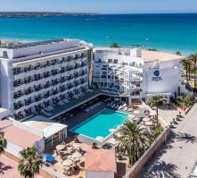 Grupotel Acapulco Playa Hotel in Playa de Palma, Majorca, Balearic Islands