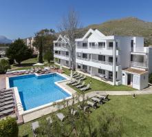 Duvabitat Apartments in Puerto Pollensa, Majorca, Balearic Islands