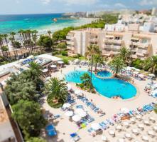 THB Sa Coma Platja Apartments in Sa Coma, Majorca, Balearic Islands