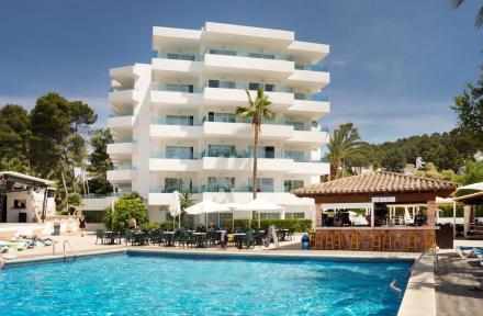 Ola Apartments Bouganvillia in Santa Ponsa, Majorca, Balearic Islands