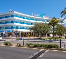 Plaza Santa Ponsa Boutique (ex Plaza Beach) in Santa Ponsa, Majorca, Balearic Islands