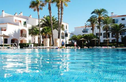 Vista Blanes Apartments in Cala'n Blanes, Menorca, Balearic Islands