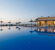 Sea Club Aparthotel in Cala'n Forcat, Menorca, Balearic Islands