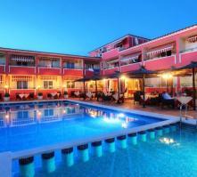 Sa Barrera Hotel in Cala'n Porter, Menorca, Balearic Islands