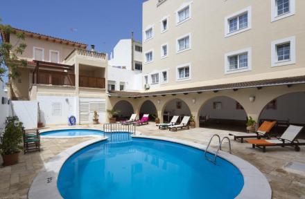 Patricia Menorca Hotel in Ciutadella, Menorca, Balearic Islands