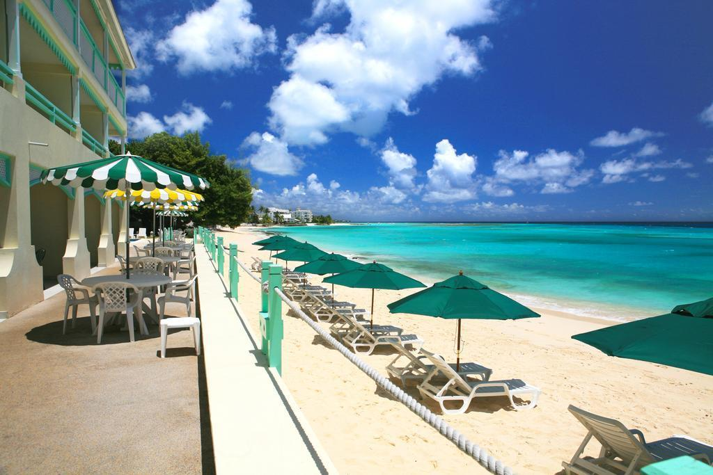 Coral Mist Beach Hotel in Christchurch, Barbados
