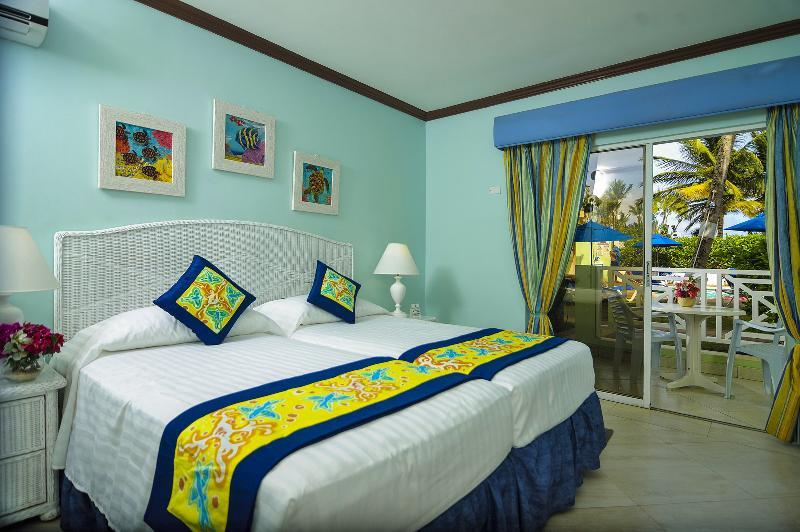 Dover Beach Hotel in Christchurch, Barbados