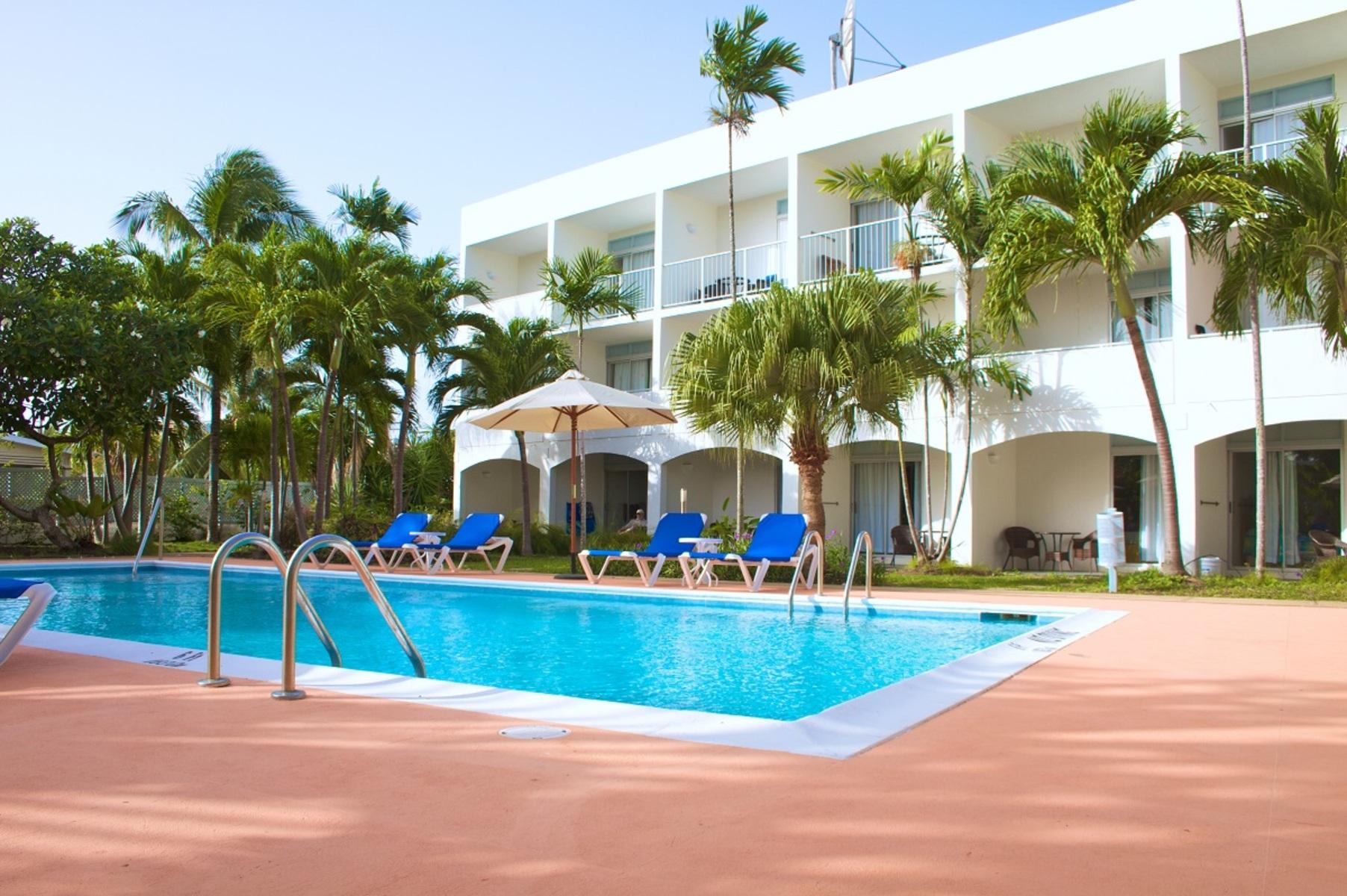 Time Out Hotel in Christchurch, Barbados