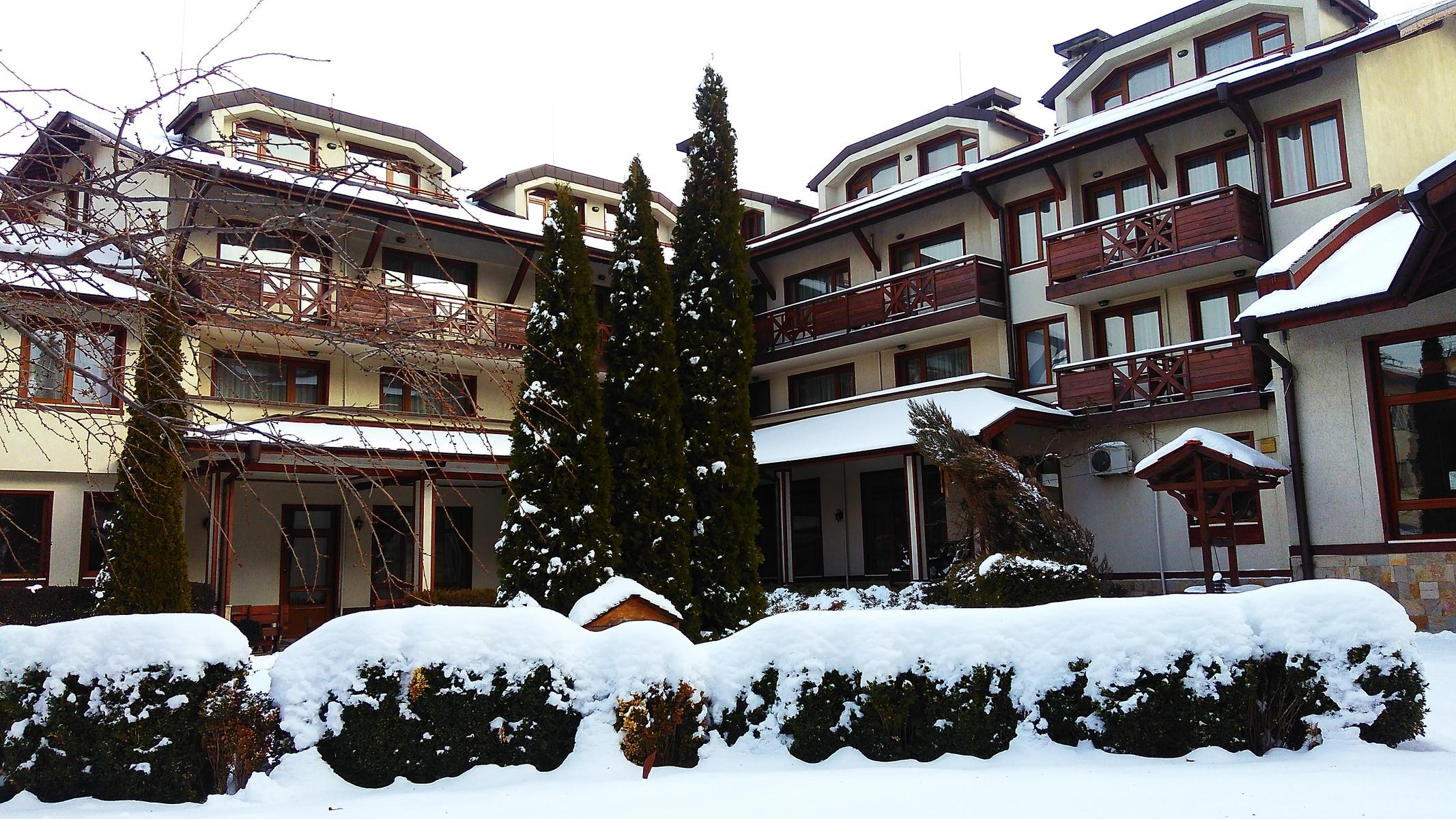 Evelina Palace in Bansko, Bulgaria