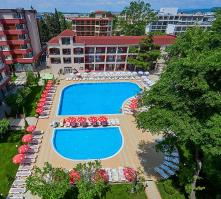 Hotel Zornitsa in Sunny Beach, Bulgaria