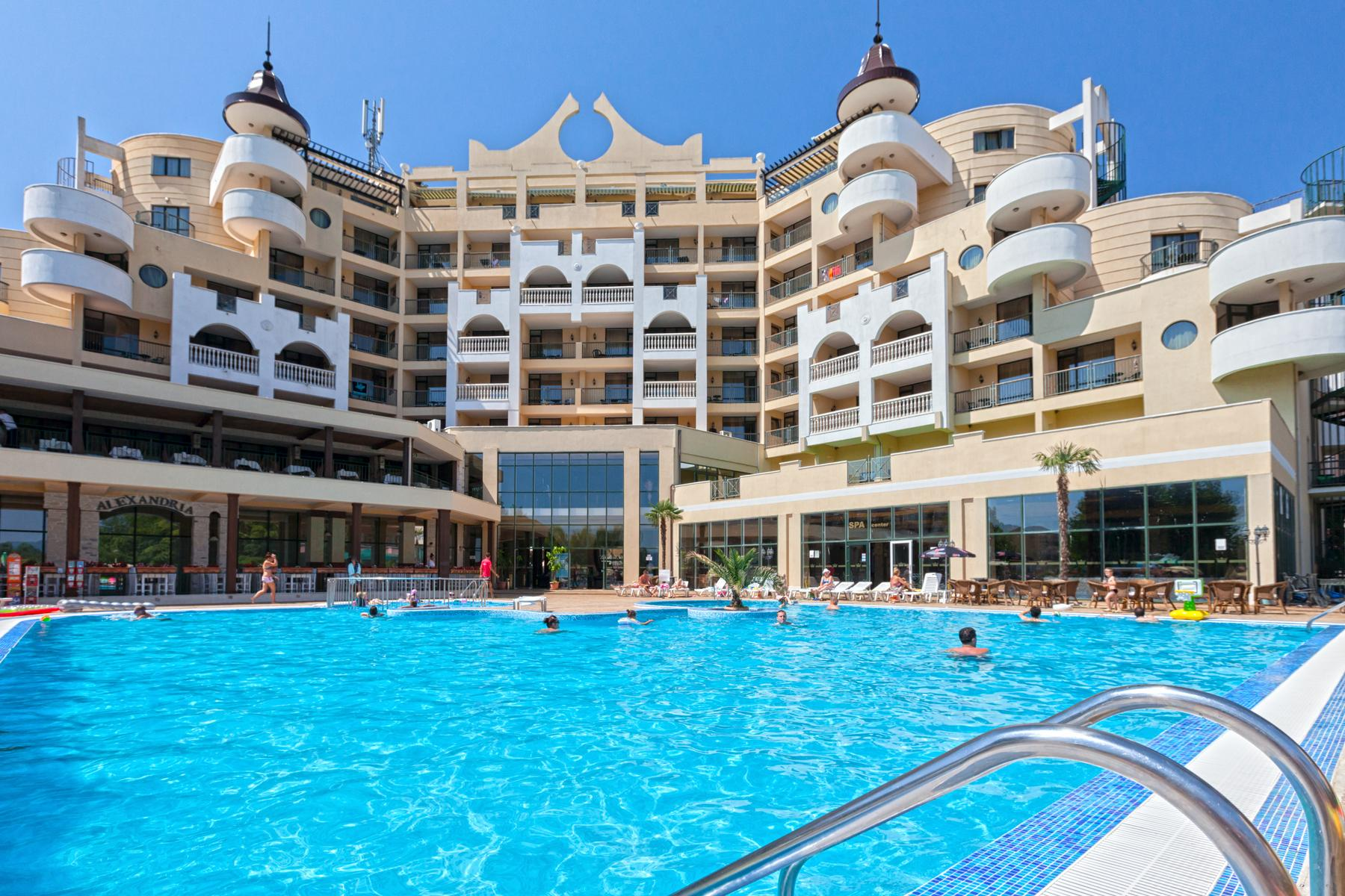 Imperial Resort in Sunny Beach, Bulgaria