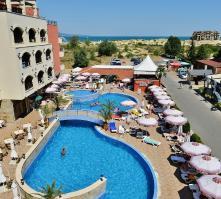 Nobel Hotel in Sunny Beach, Bulgaria