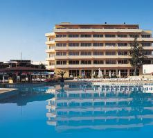 Parkhotel Continental in Sunny Beach, Bulgaria