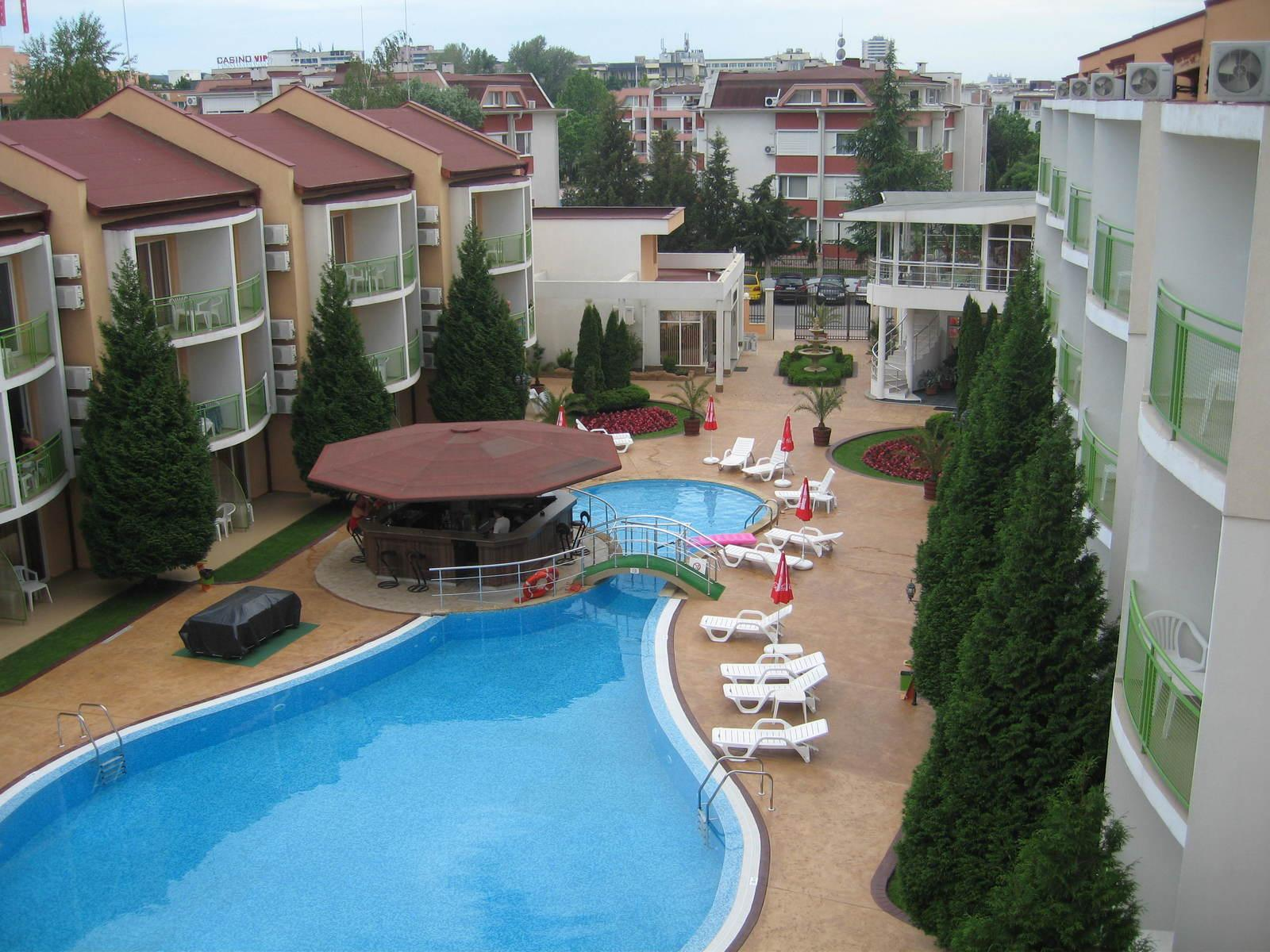 Sun City Hotel in Sunny Beach, Bulgaria