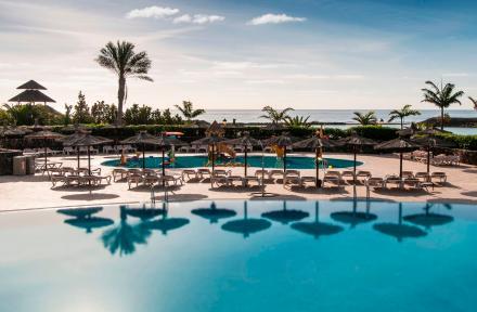 Sheraton Fuerteventura Beach Golf & Spa Resort in Caleta de Fuste, Fuerteventura, Canary Islands