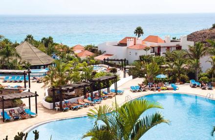 Fuerteventura Princess Hotel in Jandia, Fuerteventura, Canary Islands