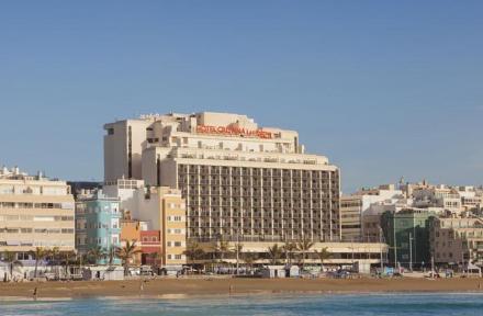 Cristina Las Palmas Hotel in Las Palmas, Gran Canaria, Canary Islands