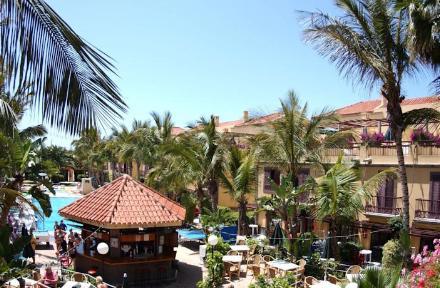 Maspalomas Oasis Club Apartments in Maspalomas, Gran Canaria, Canary Islands