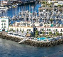 Hotel THe Puerto de Mogan in Puerto de Mogan, Gran Canaria, Canary Islands