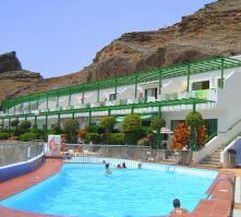 Los Veleros in Puerto Rico (GC), Gran Canaria, Canary Islands