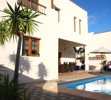 Villas Las Caletas Village in Costa Teguise, Lanzarote, Canary Islands