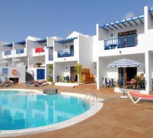 Isla De Lobos Apartments in Puerto del Carmen, Lanzarote, Canary Islands