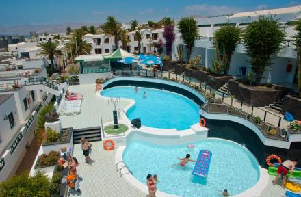 Morana Apartments in Puerto del Carmen, Lanzarote, Canary Islands