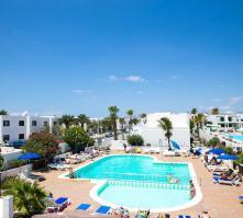 Oasis Apartments in Puerto del Carmen, Lanzarote, Canary Islands