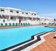 Tisalaya Apartments in Puerto del Carmen, Lanzarote, Canary Islands