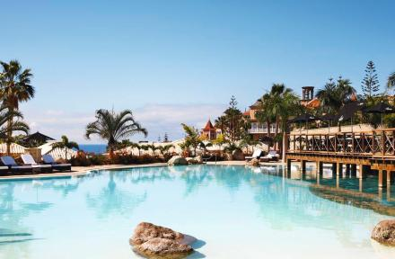 Bahia Del Duque Resort in Costa Adeje, Tenerife, Canary Islands