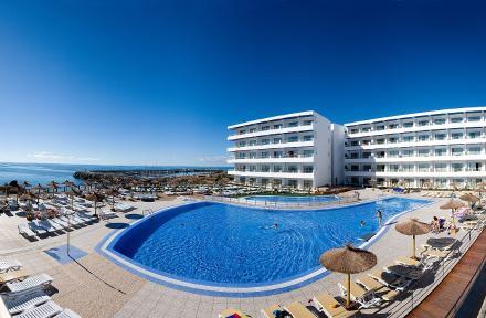 Aguamarina Golf Apartments in Golf del Sur, Tenerife, Canary Islands